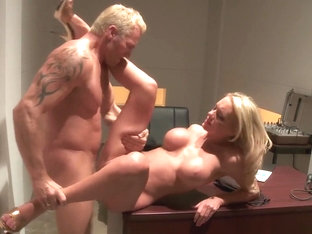 Crazy pornstar Paige Ashley in incredible creampie, big tits adult movie