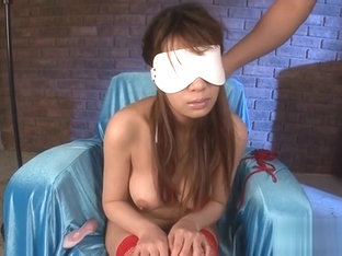 Double toying delight for hot Asian