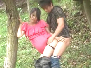 Fabulous Japanese whore Hinata Komine, Kyouko Maki in Best Public JAV clip