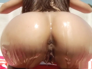 Sensual brunette with a heavenly ass Jynx Maze is addicted to anal sex
