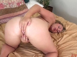 Brooke Wylde : Masturbation Movie