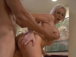 Kasey Grant & Carlo Carrera in Seduced by a Cougar