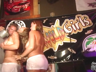 Fucking Hot Wet T Contest With Pussy Licking Wow - SouthBeachCoeds