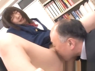 Anri Nonaka and Kurumi fucked by old part4