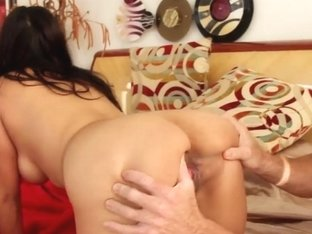 While Her Husband's Away, Busty Bianca Mendoza Gets Fucked